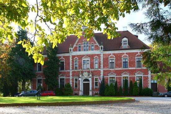 Photo of Lezno Palace Palac w Leznie Gdansk