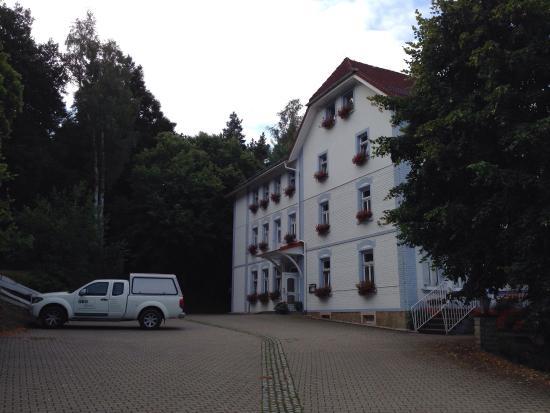 Hotel Und Restaurant Bergschlosschen