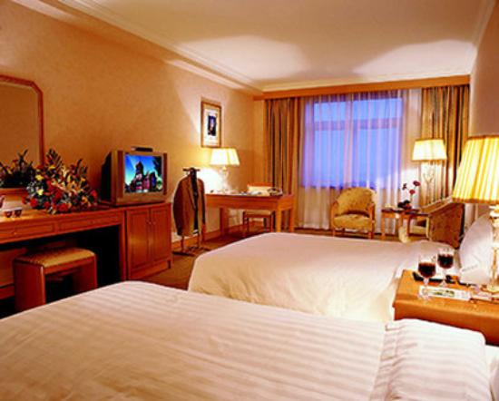 Eastern Air Hotel: Guest Room