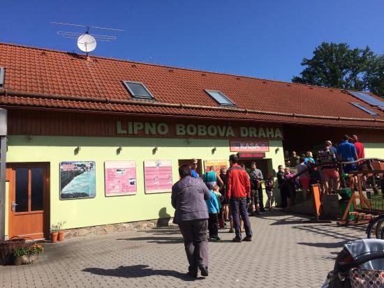 Lipno nad Vltavou, สาธารณรัฐเช็ก: Bobová Dráha