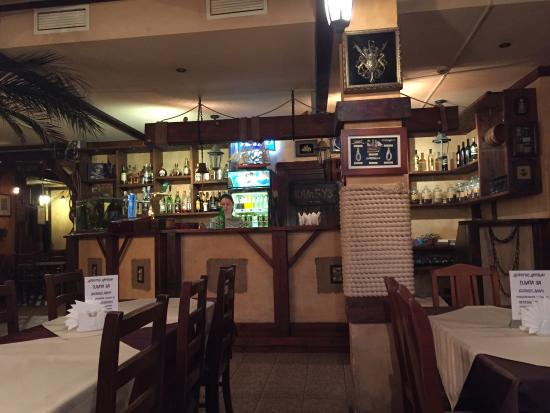 Restaurant Chaliapin - the best place for rest