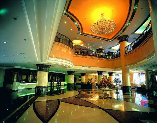 Yindu International Hotel: Lobby