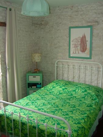 Aillant-sur-Tholon, Francia: La chambre du haut