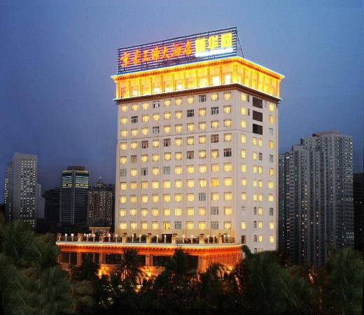 Golden Lotus Herton Seaview Hotel: Exterior