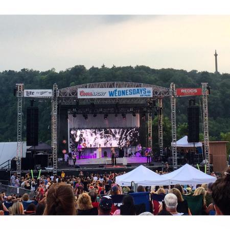 Artpark: Summer Outdoor Concert Series