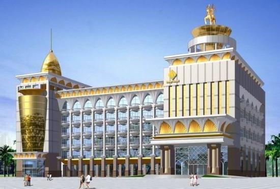 Celebrity City Hotel Xiangfan Hangkong Road