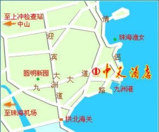 Kunteng Hotel : Map