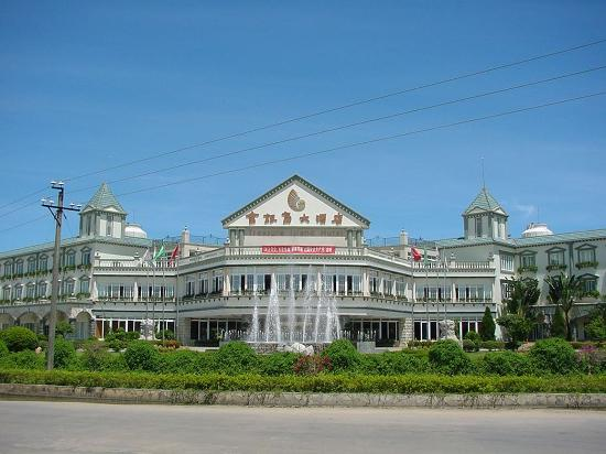 Xinglong Treasure Island Hotspring Hotel