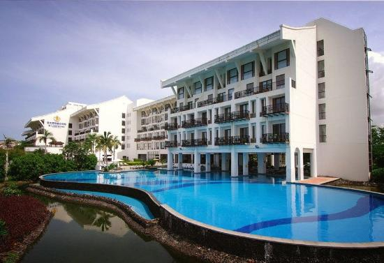 International Asiapacific Conventioncenter  Hna Resort Sanya