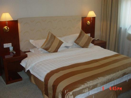 Nanjing Great Hotel: Guest Room
