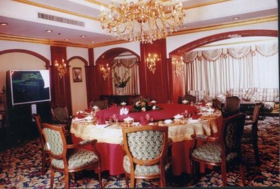 Yalu River Hotel : western style restaurant