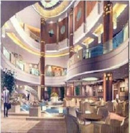 King World Hotel: Lobby