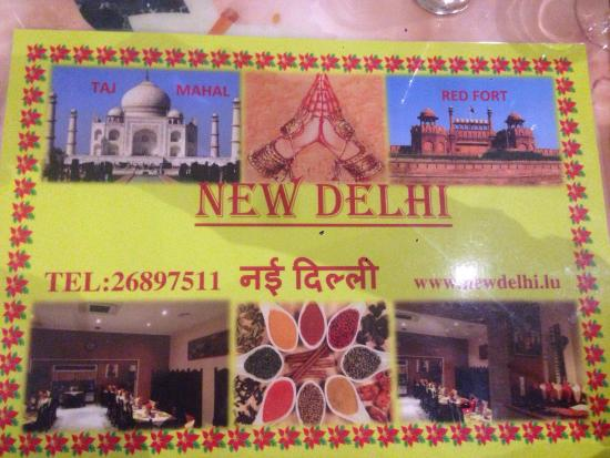Restaurant New Delhi: photo0.jpg