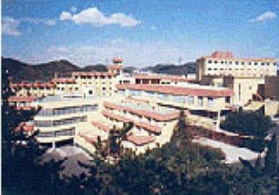 Zhongxia Hotel: Exterior view