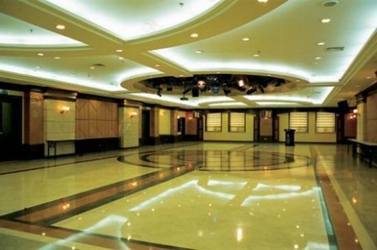 Ji Hua Hotel : Lobby View