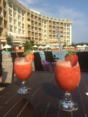 Lyra Resort & Spa: Cocktail