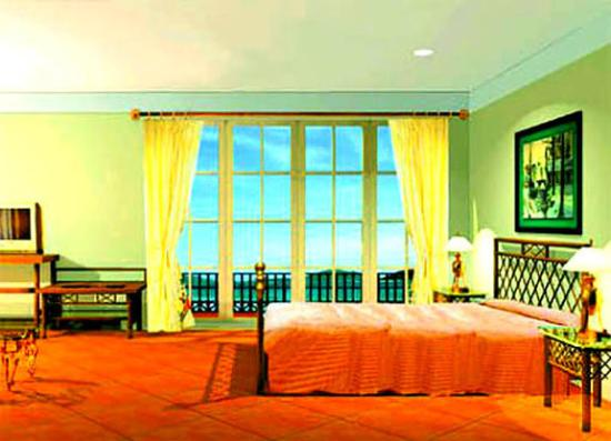 Tianfuyuan Resort: Guest Room
