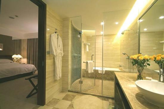 Dijon Hotel Shanghai: ?????Bathroom
