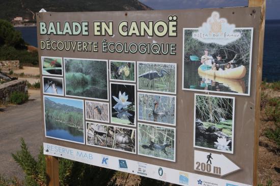 Galeria, Frankreich: Ballade canoë delta du Fangu