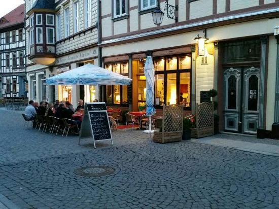 Schloss Wernigerode Cafe