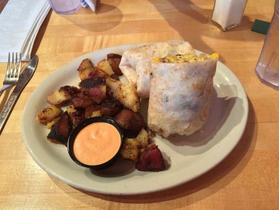 Crow's Nest: Delicious Breakfast food