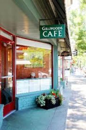 Gillwoods Cafe Napa Menu