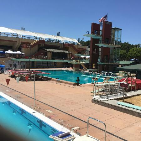 Swimming Pool One Of Four Picture Of Stanford University Palo Alto Tripadvisor