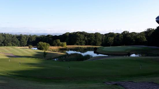 Woodbury Salterton, UK: Woodbury Park Golf Club