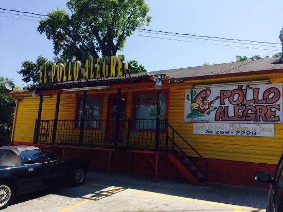 Best Mexican Restaurant In Dalton Ga
