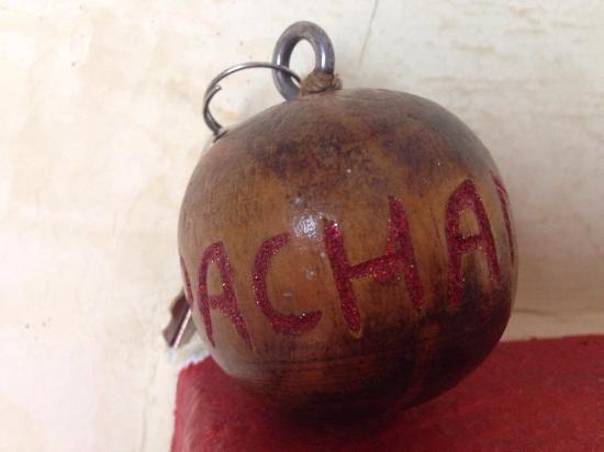 Posada Pachamama: El llavero me encanto!