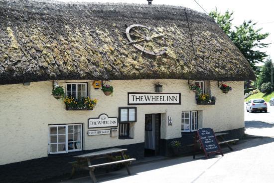 Tresillian, UK: Lost a wheel?