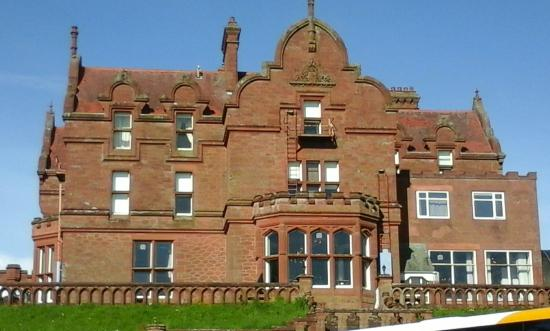 Adamton Country House Hotel Ayr