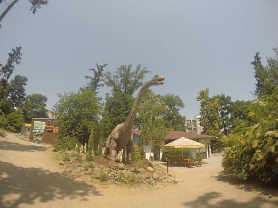 DinoPark Plzen : dino park