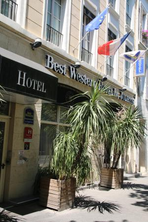 Best Western La Joliette : Hotel La joliette.