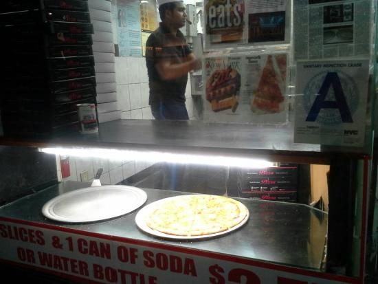 99 Cent Fresh Pizza: Pizza