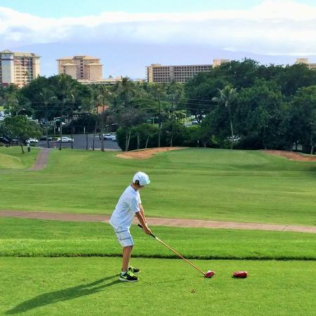 Kaanapali Golf Courses: Hole 9