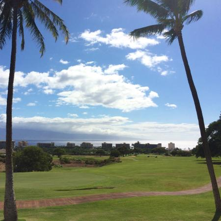 Kaanapali Golf Courses: View on 3