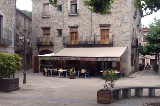 imagen Pizzeria La Piazza en Sant Llorenç de la Muga