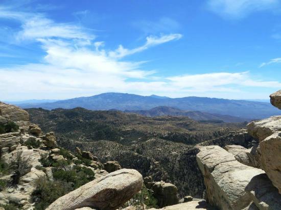 Santa Catalina Mountains: Beautiful view