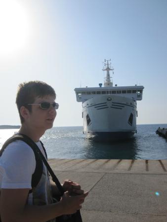 Dalmatië, Kroatië: Prom