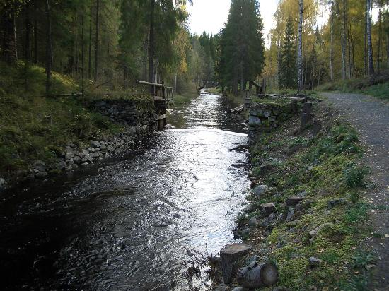 Skotterud, Norge: Soot Canal