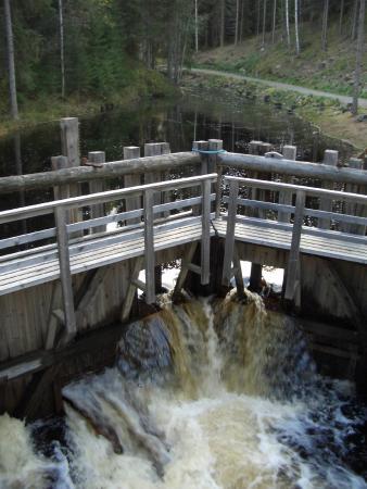 Skotterud, Norway: Soot Canal