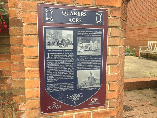 Quakers' Acre