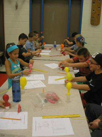 Grand Junction, CO: Safety Goggles Required Summer Camp