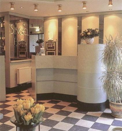 Singel Hotel: Reception