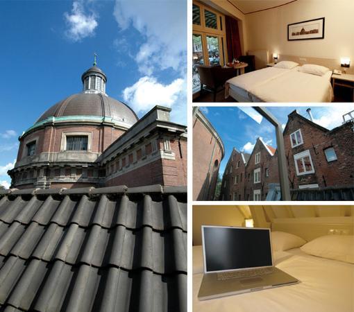 Singel Hotel Amsterdam: Singel Hotel impression