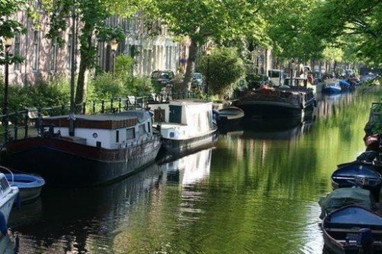 Singel Hotel Amsterdam : Exterior