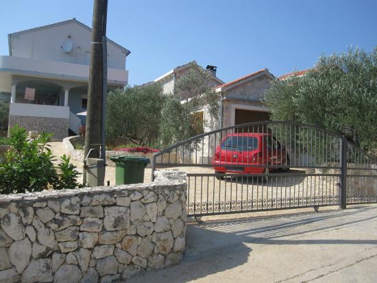 Dalmatia, โครเอเชีย: Na wyspie
