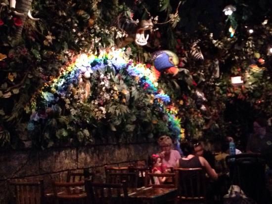 Rainforest Cafe Gurnee Il