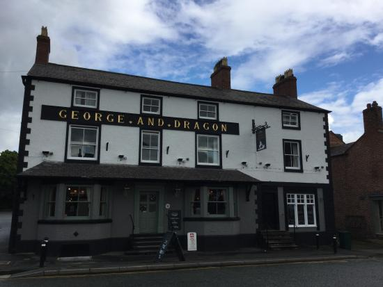 George & Dragon Hotel Tarvin Cheshire